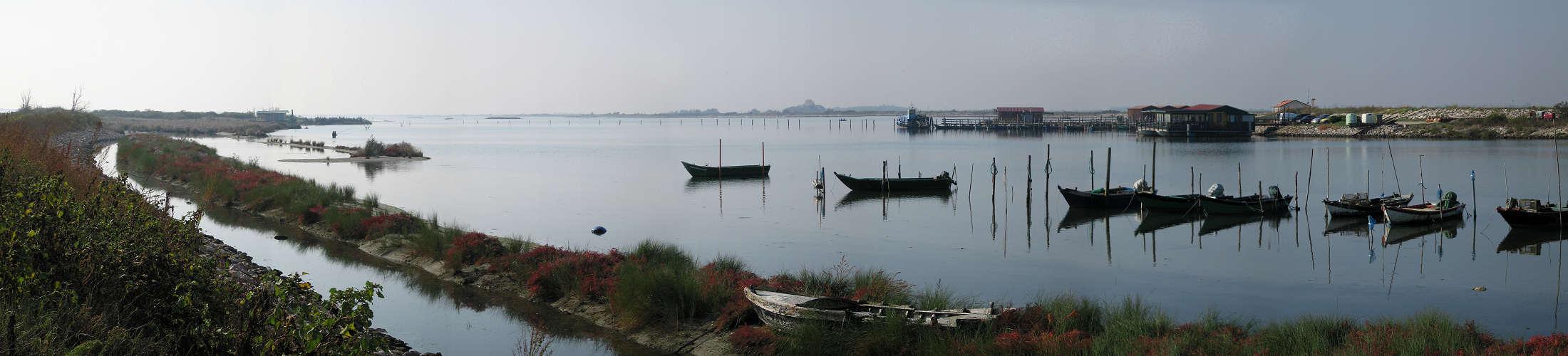 porto tolle isola di polesine camerini nei pressi della