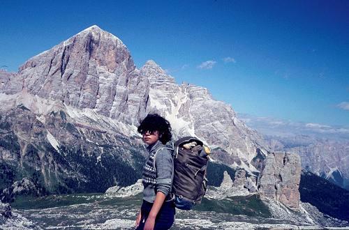 Dolomiti Cortina D Ampezzo Passo Falzarego Gruppo Delle