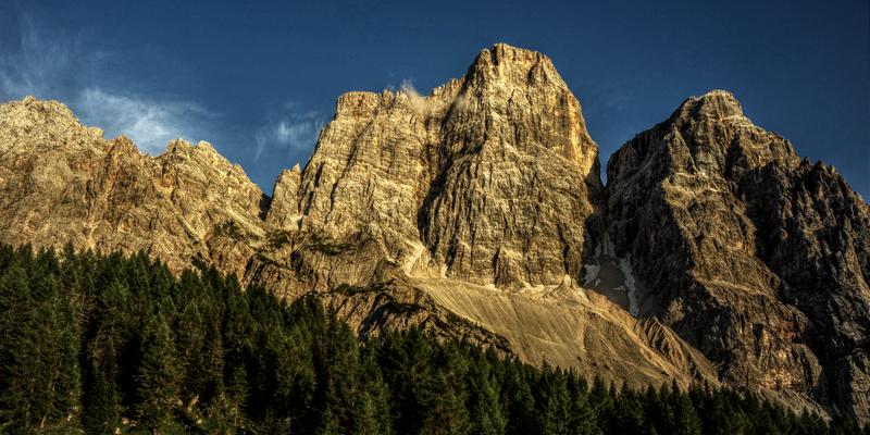 Altavia delle Dolomiti n 5 di Tiziano, da Sesto a Pieve di