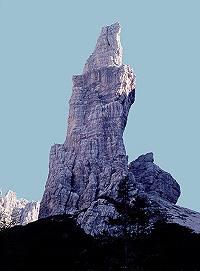 Altavia delle Dolomiti n  6 dei silenzi, da Sappada a