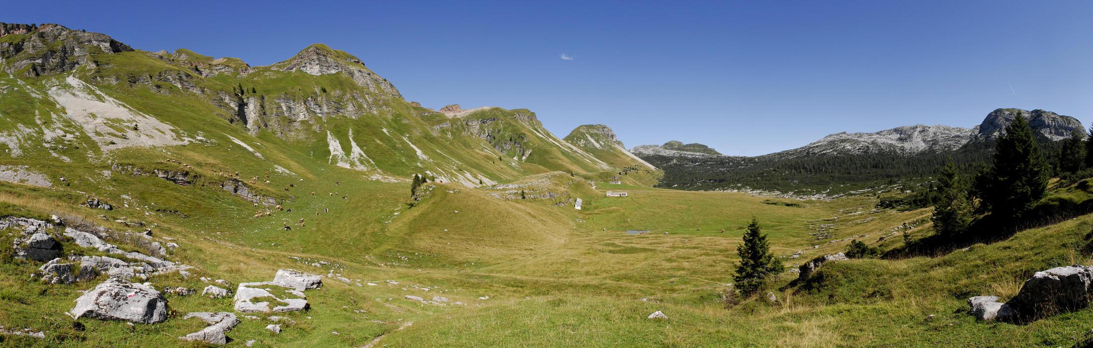 Piani Eterni Val Canzoi Cesiomaggiore Parco Nazionale Dolomiti