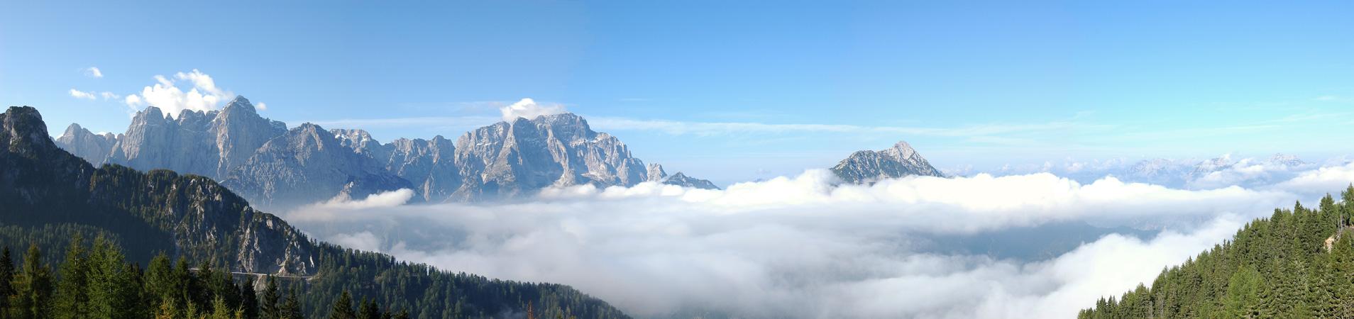 Friuli Monte Lussari Val Canale Pontebba Alpi