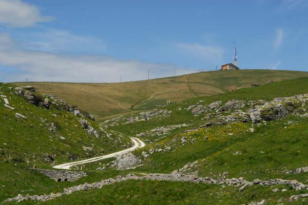 Boscochiesanuova Passo Del Branchetto Rifugio Primaneve
