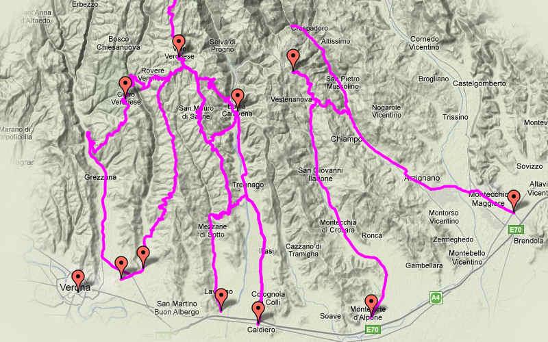 cicloturismo mountain bike ciclismo bicicletta da corsa in