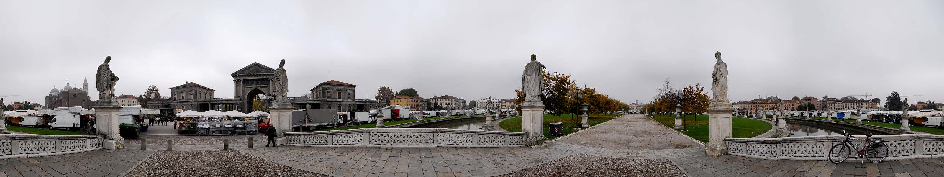 Prato for Prato della valle oggi