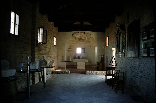 Villa del conte oratorio di san massimo a villa del for Arte arredo san martino di lupari