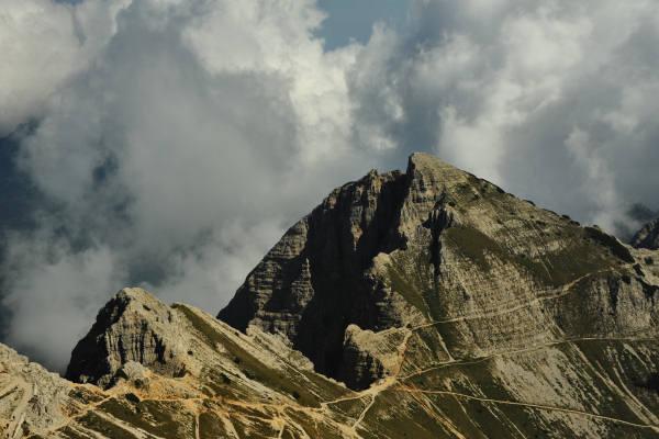 Piccole Dolomiti  Cima Carega   Escursione Alpe Di