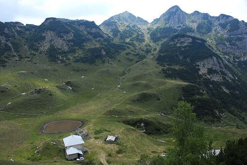 Rifugio Scalorbi Alpe Di Campobrun Passo Pelagatta Cima
