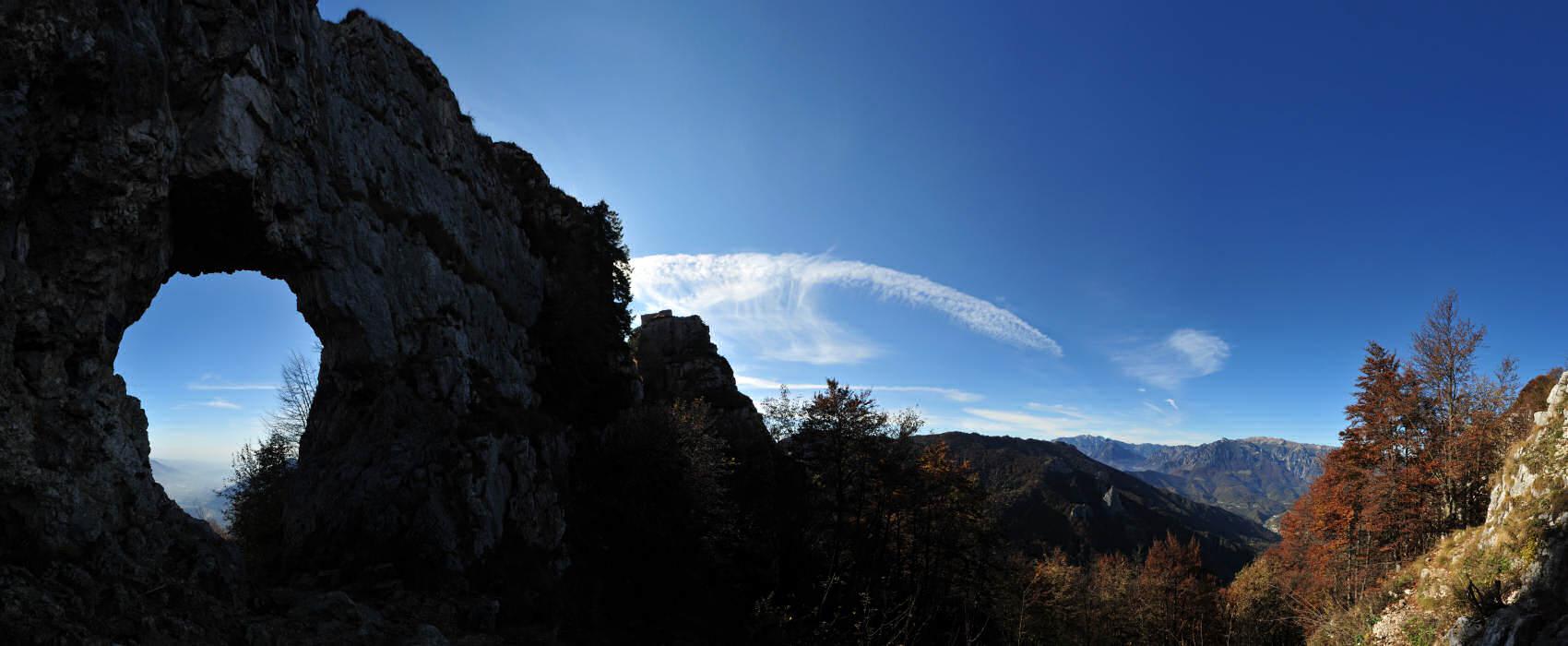Schio/Posina : monte Novegno-Priaforà-Rione, Pasubio, Alto ...