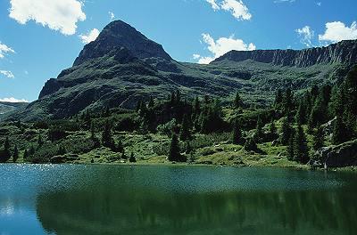 Parco Naturale Paneveggio Pale di San Martino, Catena del