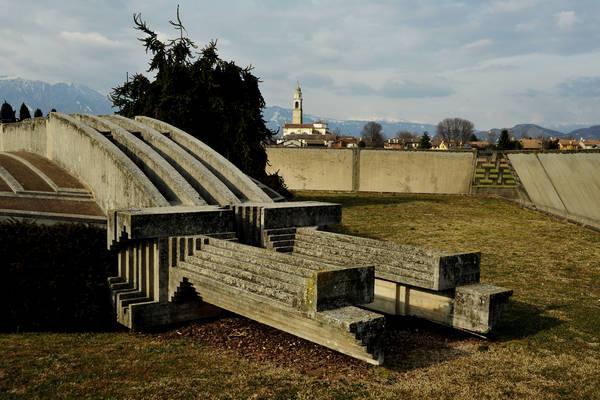 Carlo Scarpa e la tomba Brion a San Vito di Altivole