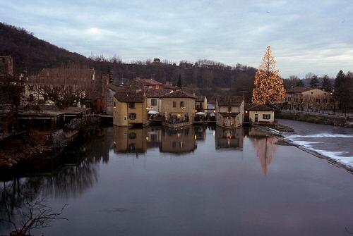 Era la mattina di natale natale nei paesi dei dintorni - La finestra sul fiume valeggio sul mincio ...
