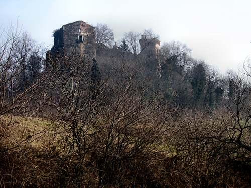 Montebello vicentino castello