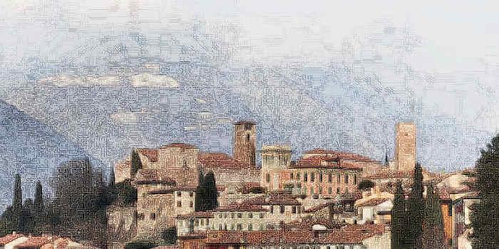 Bassano del Grappa : Castello degli Ezzelini torre di Ser Ivano ...