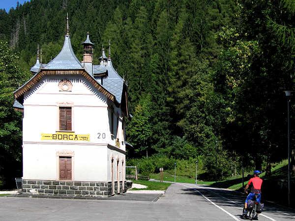 Dolomiti Grande Giro Cicloturistico Attorno Alle Dolomiti