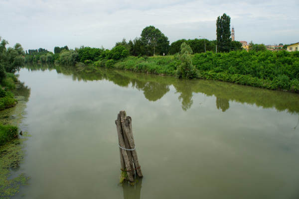 Collegamento Ciclabile Padova Monselice Rovigo Ferrara