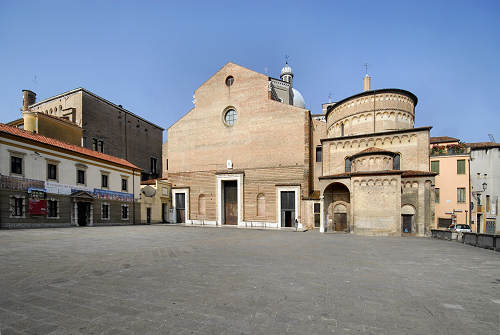 Padova piazza Duomo