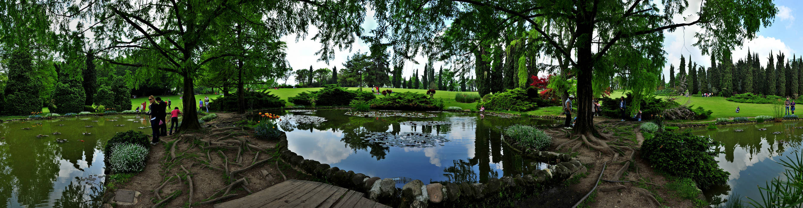 Parco giardino sigurt a valeggio sul mincio nelle colline moreniche del lago di garda verona - Parco giardino sigurta valeggio sul mincio vr ...