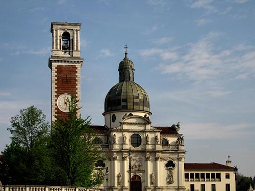 santuario madonna di monte berico a vicenza  basilica